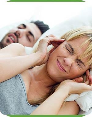 Snoring at Koala® Center for Sleep and TMJ Disorders