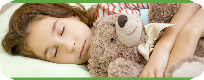 What Are The Common Sleep Problems in Early Childhood?