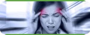 Top Five Reasons for Migraines
