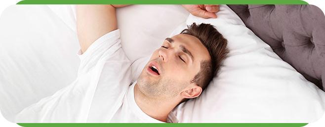 Is There a Treatment for Snoring?