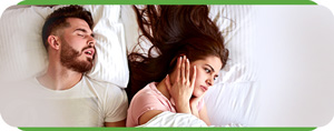 How to Deal with Snoring Partner