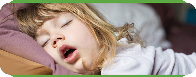 How to Stop a Child from Snoring