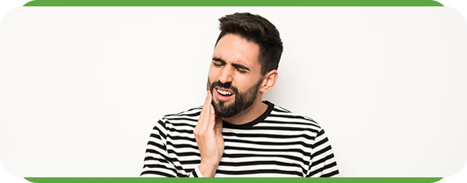 Dental Problems That Cause TMJ Pain - in Bloomington IL, Peoria – Dunlap IL, Lafayette IN, Mishawaka IN, Columbia MO, Kansas City MO, El Paso TX, and Wausau WI